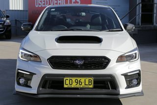 2016 Subaru WRX MY17 Premium (AWD) Crystal White Continuous Variable Sedan