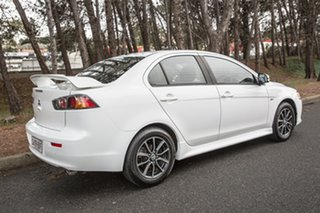 2016 Mitsubishi Lancer CF MY16 ES Sport White 6 Speed Constant Variable Sedan