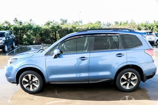 2016 Subaru Forester S4 MY16 2.0D-L CVT AWD Quartz Blue 7 Speed Constant Variable Wagon