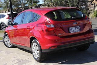 2013 Ford Focus LW MkII Ambiente PwrShift Red 6 Speed Sports Automatic Dual Clutch Hatchback