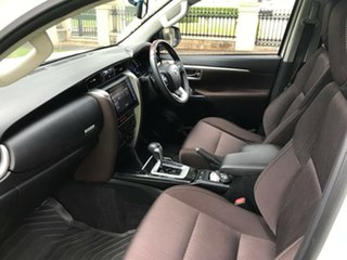 2016 Toyota Fortuner GUN156R GXL Crystal Pearl 6 Speed Automatic Wagon