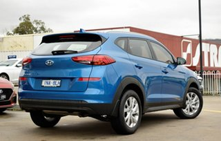 2018 Hyundai Tucson TL3 MY19 Active X 2WD Aqua Blue 6 Speed Automatic Wagon