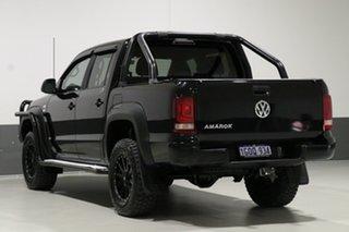 2018 Volkswagen Amarok 2H MY18 V6 TDI 550 Dark Label Black 8 Speed Automatic Dual Cab Utility