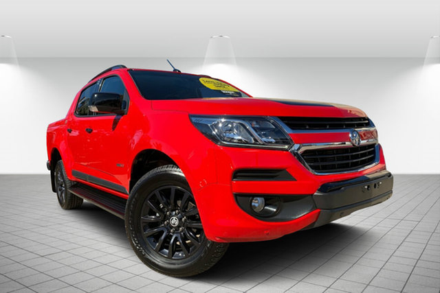 Used Holden Colorado RG MY18 Z71 Pickup Crew Cab, 2018 Holden Colorado RG MY18 Z71 Pickup Crew Cab Red 6 Speed Sports Automatic Utility
