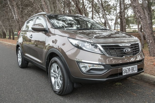 Used Kia Sportage SL MY13 SLi, 2013 Kia Sportage SL MY13 SLi Bronze 6 Speed Sports Automatic Wagon
