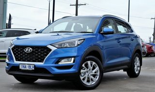2018 Hyundai Tucson TL3 MY19 Active X 2WD Aqua Blue 6 Speed Automatic Wagon.