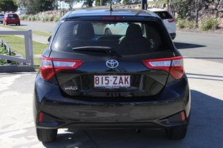 2017 Toyota Yaris NCP130R Ascent Ink 5 Speed Manual Hatchback
