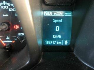 2014 Holden Colorado RG MY14 LX White 6 Speed Manual Dual Cab