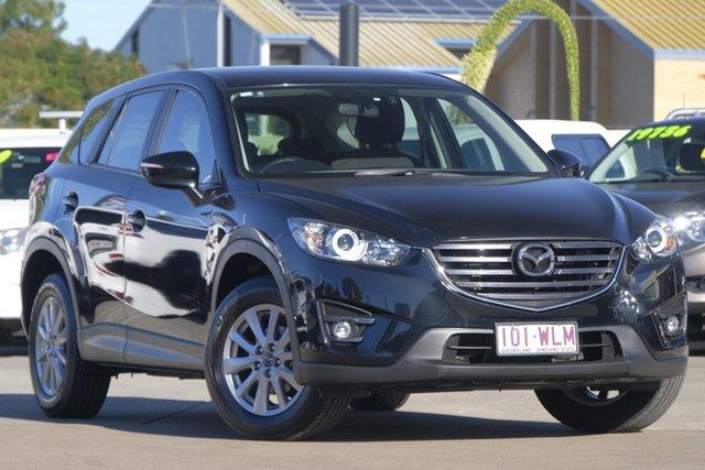 Used Mazda CX-5 KE1032 Maxx SKYACTIV-Drive AWD Sport, 2016 Mazda CX-5 KE1032 Maxx SKYACTIV-Drive AWD Sport Black 6 Speed Sports Automatic Wagon