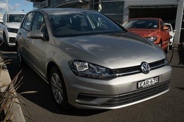 Demo Volkswagen Golf  , Golf 110TSI Trendline 1.4L T/P 7Spd DSG 5Dr Hatch
