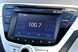 2012 Hyundai Elantra MD2 Active Gold 6 Speed Manual Sedan