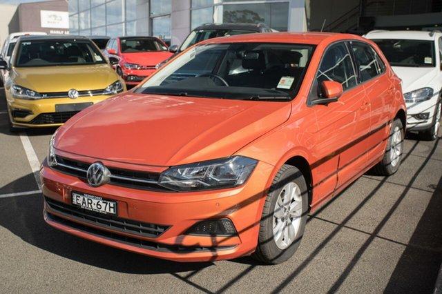 Demo Volkswagen Polo  , Polo 85TSI Comfortline 1.0L T/P 7Spd DSG 5Dr Hatch