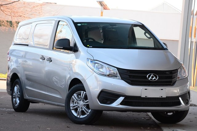 New LDV G10 SV7C , 2018 LDV G10 SV7C Aurora Silver 6 Speed Sports Automatic Van