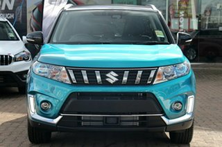 2021 Suzuki Vitara LY Series II Turbo 2WD Turquoise/Black Roof 6 Speed Sports Automatic Wagon