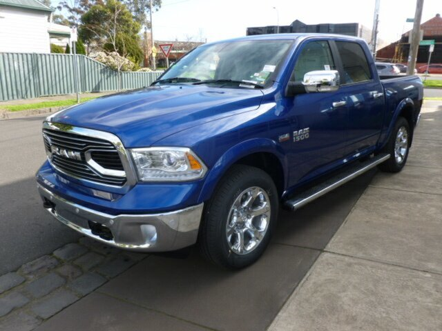 New Ram 1500 MY19 Laramie (4x4) FD3.2, 2019 Ram 1500 MY19 Laramie (4x4) FD3.2 Blue Streak 8 Speed Auto Dual Clutch
