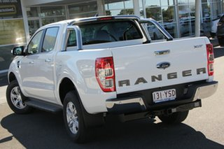 2019 Ford Ranger PX MkIII MY19 XLT 3.2 (4x4) Arctic White 6 Speed Automatic Double Cab Pickup.