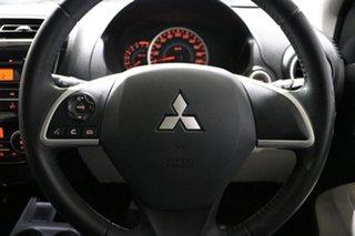 2013 Mitsubishi Mirage LA LS Pink 5 Speed Manual Hatchback
