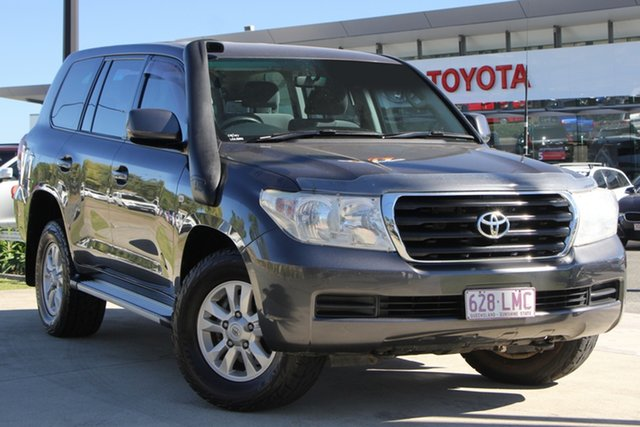 Used Toyota Landcruiser VDJ200R GXL, 2009 Toyota Landcruiser VDJ200R GXL Graphite 6 Speed Sports Automatic Wagon