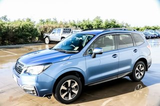 2016 Subaru Forester S4 MY16 2.0D-L CVT AWD Quartz Blue 7 Speed Constant Variable Wagon