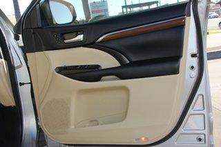 2017 Toyota Kluger GSU55R Grande AWD Silver 8 Speed Sports Automatic Wagon