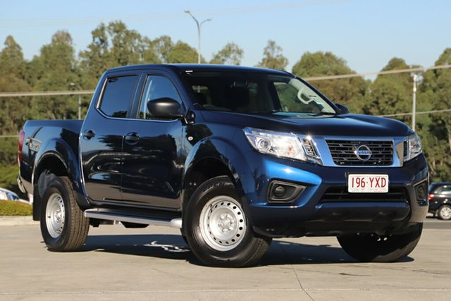 Demo Nissan Navara D23 S3 SL, 2018 Nissan Navara D23 S3 SL Deep Sapphire 7 Speed Sports Automatic Utility