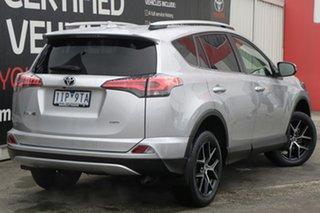 2016 Toyota RAV4 ASA44R GXL AWD Silver Pearl 6 Speed Sports Automatic Wagon.