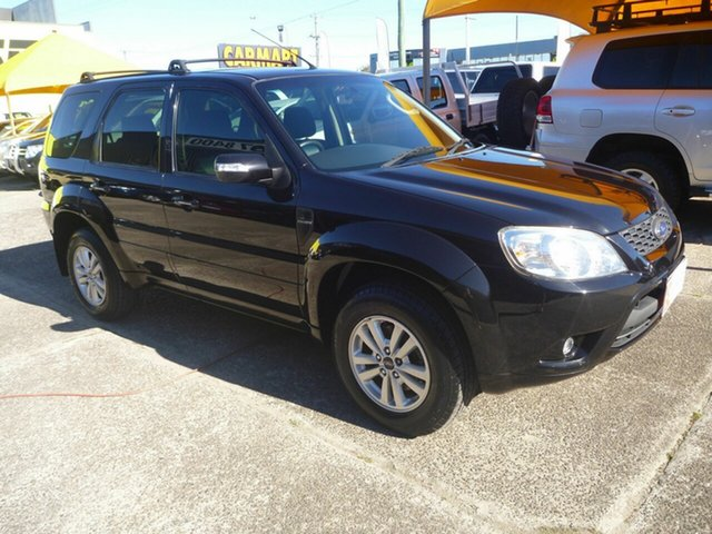 Used Ford Escape ZD , 2010 Ford Escape ZD Black 4 Speed Automatic Wagon