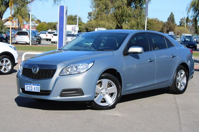Used Holden Malibu V300 MY13 CDX, 2013 Holden Malibu V300 MY13 CDX Silver 6 Speed Sports Automatic Sedan