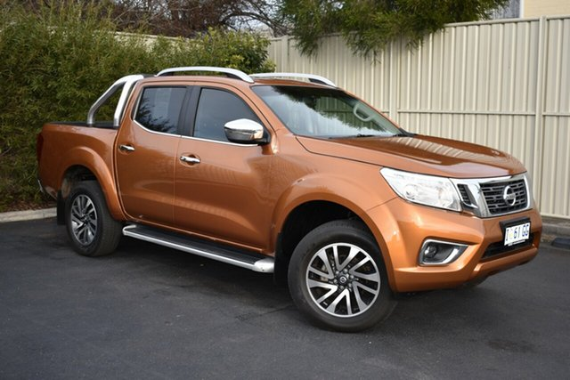 Used Nissan Navara D23 ST-X, 2015 Nissan Navara D23 ST-X Gold 7 Speed Sports Automatic Utility