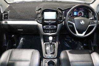 2017 Holden Captiva CG MY17 7 LTZ (AWD) Silver 6 Speed Automatic Wagon