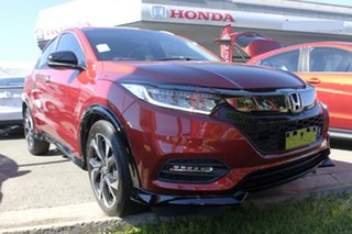 2019 Honda HR-V MY19 RS Passion Red 1 Speed Automatic Wagon.