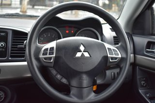 2013 Mitsubishi Lancer CJ MY13 ES Sportback Titanium Grey 6 Speed Constant Variable Hatchback