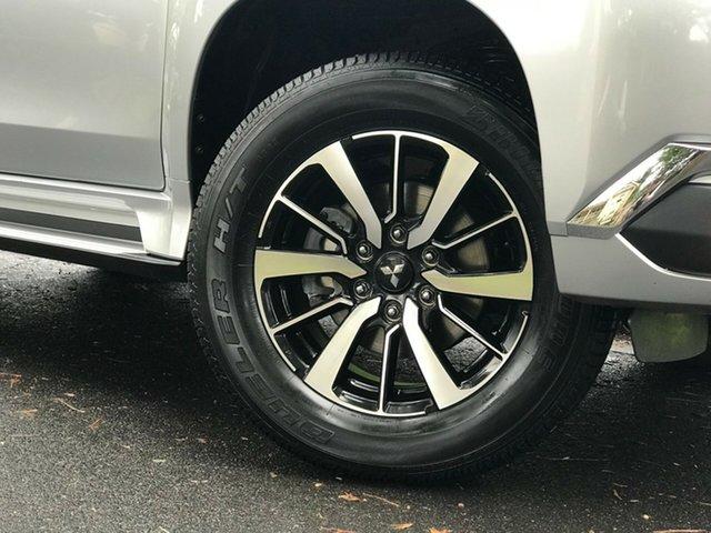 Used Mitsubishi Pajero Sport QE MY17 GLS, 2017 Mitsubishi Pajero Sport QE MY17 GLS Silver 8 Speed Sports Automatic Wagon