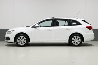 2015 Holden Cruze JH MY15 CD Heron White 6 Speed Automatic Sportswagon