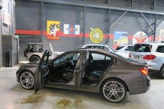 2012 BMW 335i F30 MY0812 Bronze 8 Speed Sports Automatic Sedan