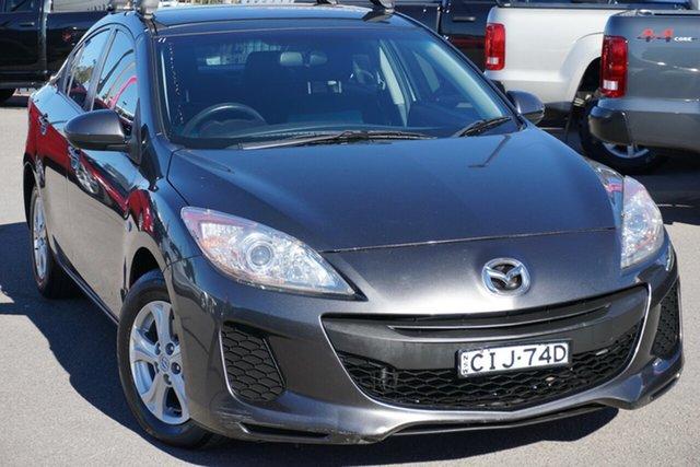 Used Mazda 3 BL10F2 MY13 Neo Activematic, 2012 Mazda 3 BL10F2 MY13 Neo Activematic Grey 5 Speed Sports Automatic Sedan