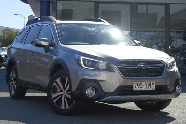 Demo Subaru Outback B6A MY18 2.5i CVT AWD Premium, 2018 Subaru Outback B6A MY18 2.5i CVT AWD Premium Tungsten Metal 7 Speed Constant Variable Wagon