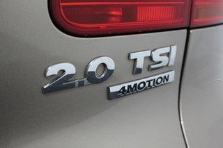 2015 Volkswagen Tiguan 5N MY15 132TSI DSG 4MOTION Gold 7 Speed Sports Automatic Dual Clutch Wagon