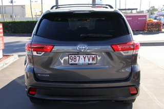 2017 Toyota Kluger GSU50R GX 2WD Predawn Grey 8 Speed Sports Automatic Wagon