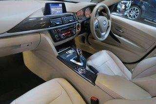 2012 BMW 3 Series F30 MY0812 328i Bronze 8 Speed Sports Automatic Sedan