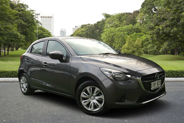 Demo Mazda 2 DJ2HAA Neo SKYACTIV-Drive, 2019 Mazda 2 DJ2HAA Neo SKYACTIV-Drive Machine Grey 6 Speed Sports Automatic Hatchback