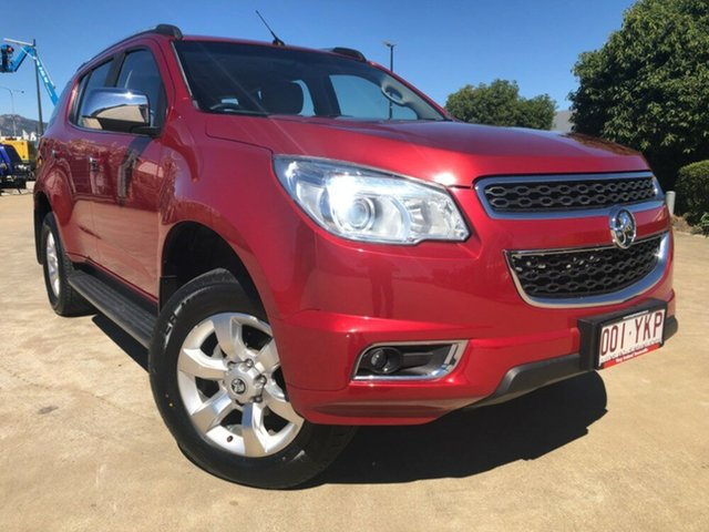 Used Holden Colorado 7 RG MY15 LTZ, 2015 Holden Colorado 7 RG MY15 LTZ Red 6 Speed Sports Automatic Wagon
