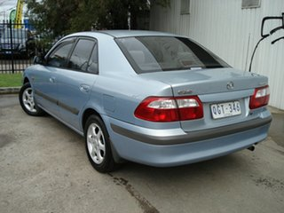 2000 Mazda 626 GF Limited Blue Mica 4 Speed Automatic Sedan