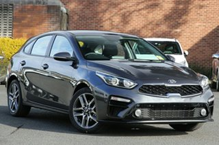 2019 Kia Cerato BD MY19 Sport Graphite 6 Speed Sports Automatic Hatchback.
