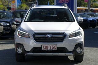 2018 Subaru Outback B6A MY18 3.6R CVT AWD White Crystal 6 Speed Constant Variable Wagon