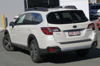 2018 Subaru Outback B6A MY18 3.6R CVT AWD White Crystal 6 Speed Constant Variable Wagon.