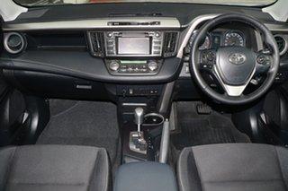 2016 Toyota RAV4 ASA44R GXL AWD Silver Pearl 6 Speed Sports Automatic Wagon