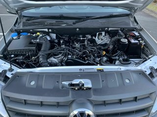2014 Volkswagen Amarok TDI420 TDI400 Silver 8 Speed Automatic Dual Cab