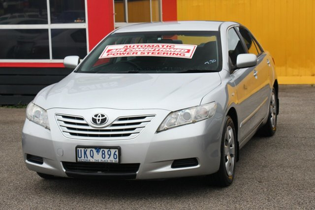 Used Toyota Camry ACV40R Altise, 2006 Toyota Camry ACV40R Altise Silver 5 Speed Automatic Sedan