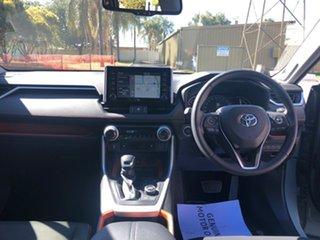 2019 Toyota RAV4 Axaa54R Edge AWD Jungle Khaki 8 Speed Sports Automatic Wagon